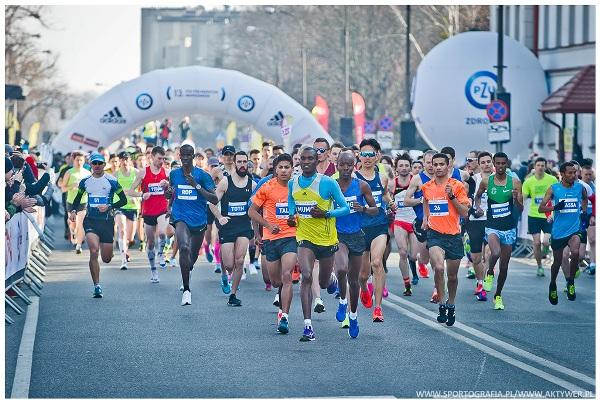PZU Warsaw Half Marathon 2018, Warsaw Half Marathon Foto, www.swim.by, Półmaraton Warszawski Zdjęcia, Poland Running, Półmaraton Warszawski 2018 Foto, Warsaw Half Marathon Photo, Swim.by