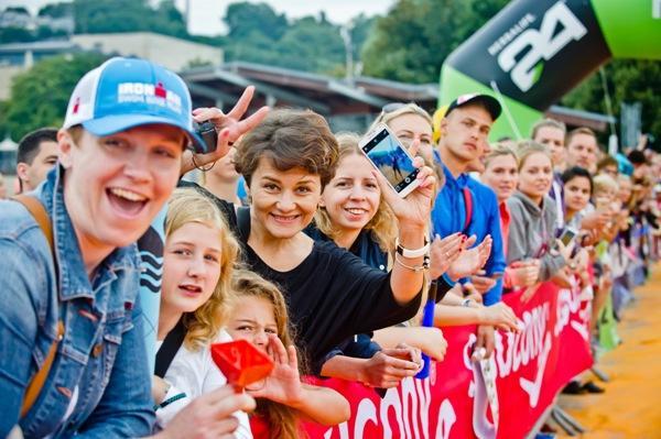 10 причин участвовать в триатлоне, Herbalife IRONMAN 70.3 Gdynia, Польша