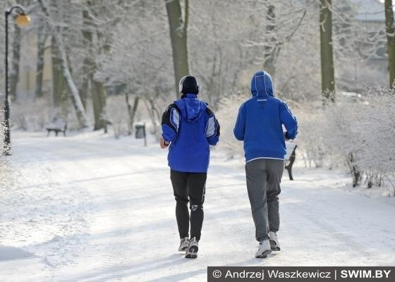 10 причин бегать зимой