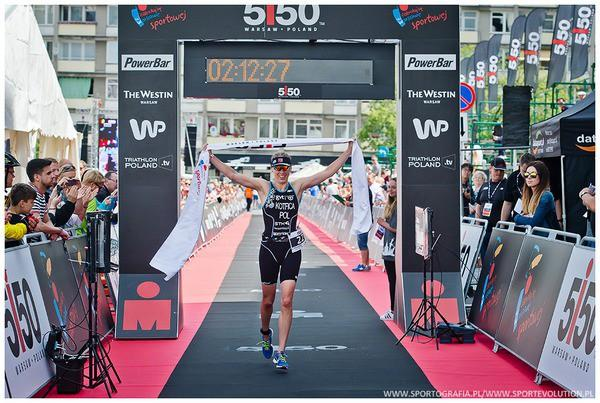 Enea 5150 Warsaw Triathlon 2017, триатлон в Варшаве, IRONMAN 70.3 Gdynia, Swim.by