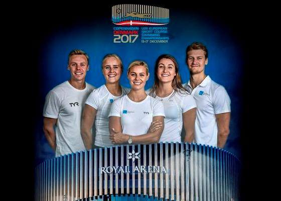 2017 European Championships in swimming, 2017 European Swimming Championships, European Swimming, Swim.by