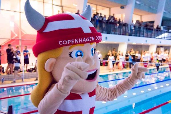 2017 European Swimming Championships in Copenhagen, Dana Mascot, LEN European Short Course Swimming Championships 2017, Swim.by