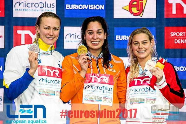 2017 European SC Swimming Championships, Medals, Prize Money, European Swimming, Swim.by