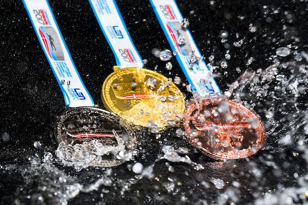 2017 European SC Swimming Championships, Medals, Prize Money, European Swimming, EuroSwim2017, Swim.by