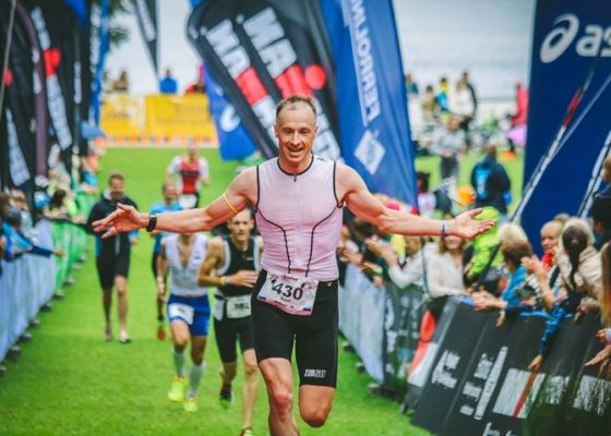2018 IRONMAN 70.3 Otepää, Ironman Estonia, Triathlon Estonia, Триатлон в Эстонии, Swim.by