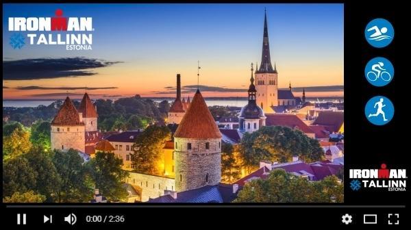 2018 IRONMAN Tallinn, Ironman Estonia, Tallinn love story, www.swim.by, IRONMAN Triathlon Tallinn video, Visit Tallinn, Triathlon IRONMAN Tallinn, EMG, Swim.by