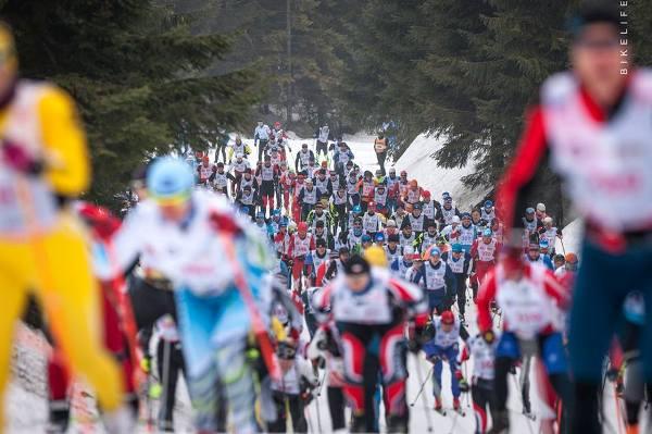 2019 Bieg Piastow Worldloppet cross-country skiing marathon, Bieg Piastów 2019, www.swim.by, Masters Skiing, Worldloppet Marathon Poland, Ski Marathon, Bieg Piastów, Swim.by
