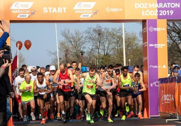 2019 DOZ Marathon Lodz, DOZ Maraton Łódź, Running Marathon Poland, Марафон в Лодзи, www.swim.by, Marathon Lodz 2019, Maraton Łódź 2019, Poland Running Marathons, Swim.by