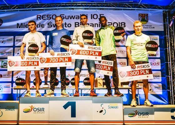 2019 RESO Suwałki 10,5, Running Poland, RESO Suwałki Bieg