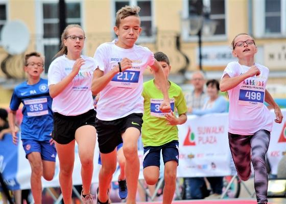 Suwałki Kids Junior Run 2019, www.running.by, Suwałki Kids Run Photos, Suwałki Junior Run Photos