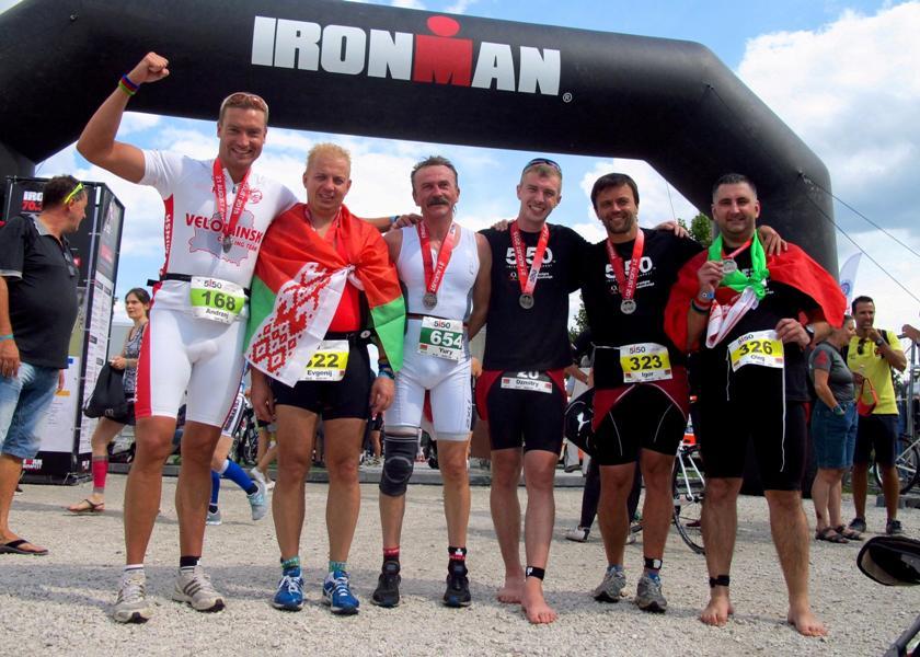 5150 Budapest Triathlon, триатлон в Будапеште