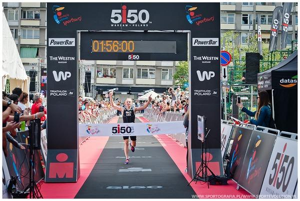 5150 Triathlon Series in Warsaw, Poland, 5150 Warsaw
