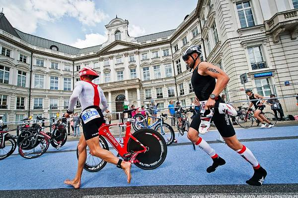 5150 Warsaw Triathlon 2017, соревнования по триатлону в Варшаве