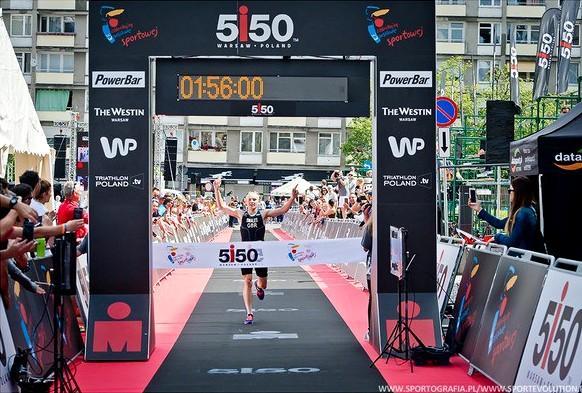 5150 Warsaw Triathlon 2017, соревнования по триатлону IRONMAN