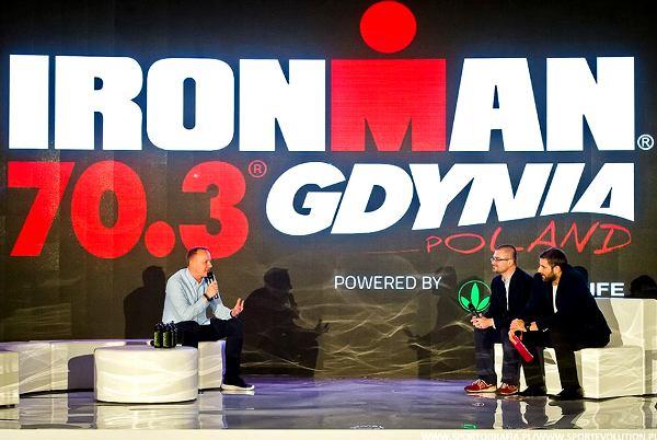 5150 Warsaw 2017, триатлон IRONMAN 70.3 Gdynia 2017