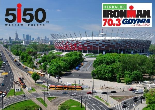 5150 Warsaw Triathlon, IRONMAN Гдыня 2017