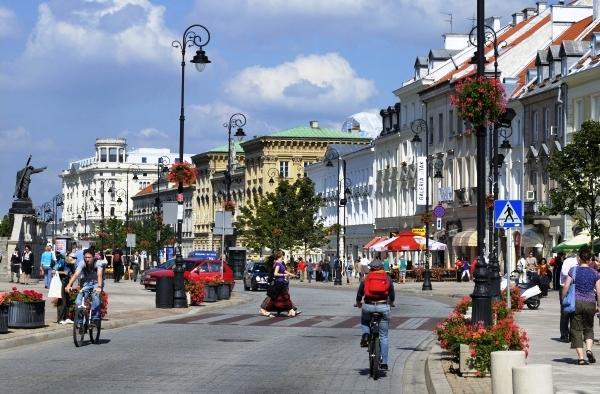 5150 Warsaw Triathlon, музеи, рестораны, торговые галереи, Варшава
