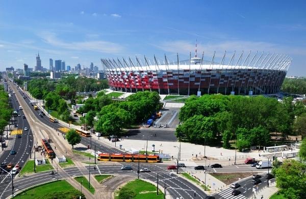 5150 Warsaw Triathlon, Национальный Стадион в Варшаве