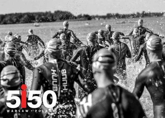 5150 Warsaw Triathlon in Poland