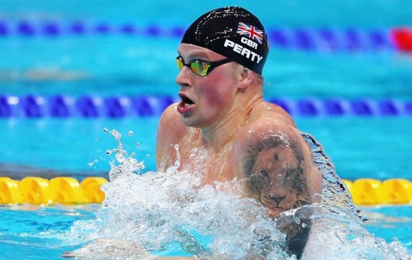 Adam Peaty Swimming, Olympic champion Adam Peaty, www.swim.by, Coronavirus Swimming Sport, International Swimming League, Swim.by
