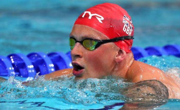 Adam Peaty World Swimming Record, Adam Peaty Swimming, www.swim.by, 2018 European Swimming Championships, World Swimming Record, Swim.by
