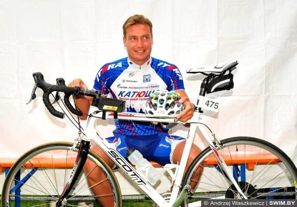 Andrzej Waszkewicz аэробные велосипедные тренировки велоспорт