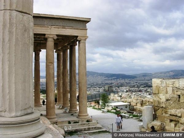 Афины, храмы, Боги Греции, swim.by