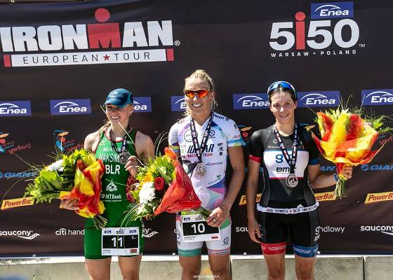 Enea IRONMAN 5150 Warsaw Triathlon 2018, Poland Triathlon, IRONMAN Poland, EMG