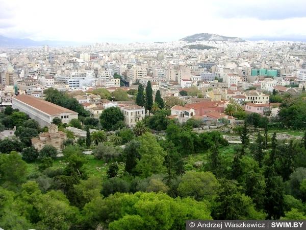 Акрополь, Афины, Греция, Акрополис