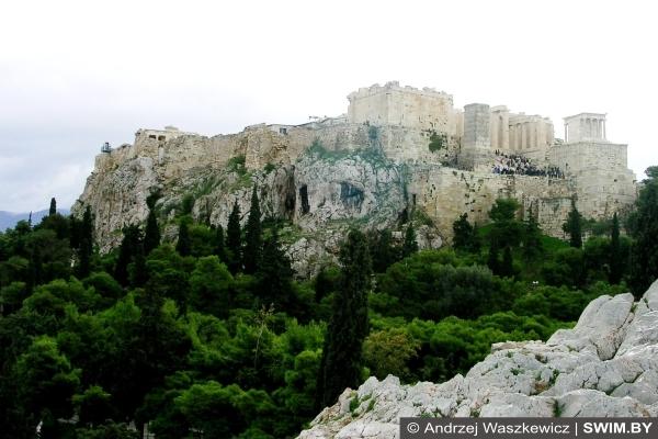 Акрополь, Афины, город