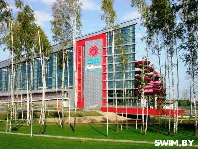 Аквапарк в Минске, водные бассейны