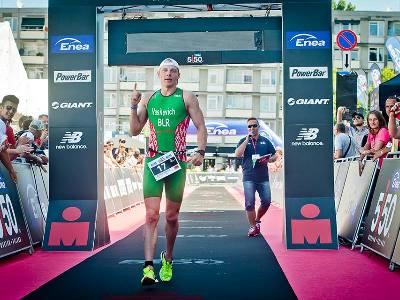 Александр Василевич, триатлон, Enea 5150 Warsaw Triathlon 2017