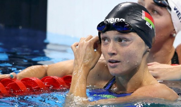 Aleksandra Herasimenia, Александра Герасименя, бронзовая медаль, плавание, плавание Беларуси, Олимпиада 2016, Swim.by