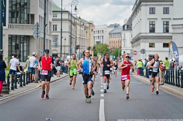 Александр Василевич, триатлон, Aleksandr Vasilevich, Enea 5150 Warsaw Triathlon 2017