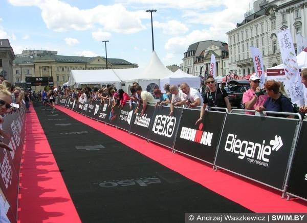 Александр Василевич, триатлон, Aliaksandr Vasilevich, Enea 5150 Warsaw Triathlon 2017