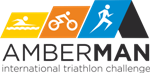 AMBERMAN, Amberman triathlon, running