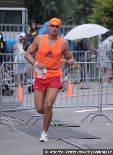 Andrzej Waszkewicz лучшие кроссовки для бега и марафона Ironman Андрей Вашкевич