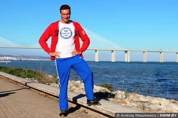 Andrzej Waszkewicz бег, полумарафон в Лиссабоне, Португалия