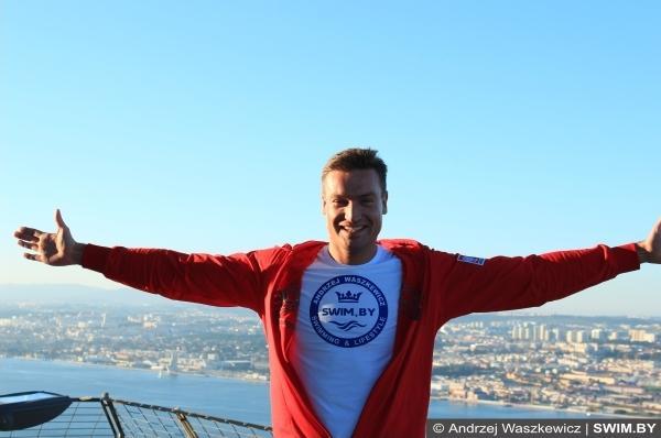 Andrzej Waszkewicz Андрей Вашкевич бег полумарафон Лиссабон
