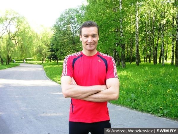 Andrzej Waszkewicz, бег полумарафон, Анджей Вашкевич