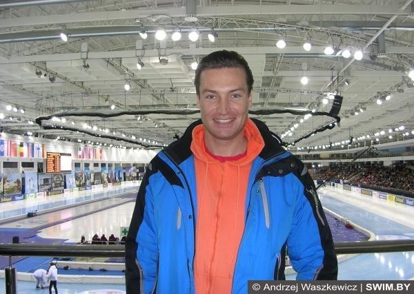 Andrzej Waszkewicz, Christmas Belarus, speed skating championships
