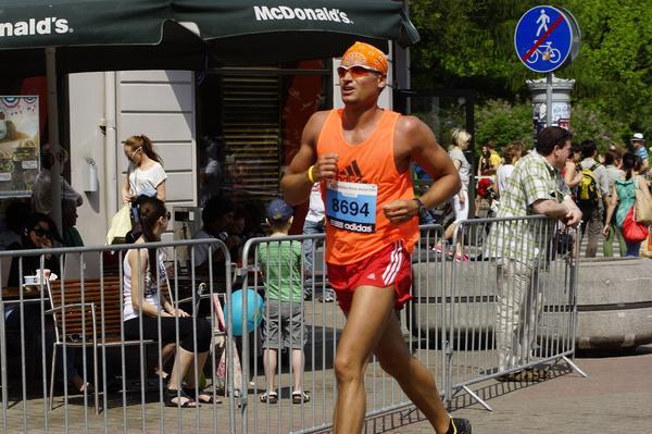 Andrzej Waszkewicz, Ironman triathlon, бег, тренировки, Андрей Вашкевич