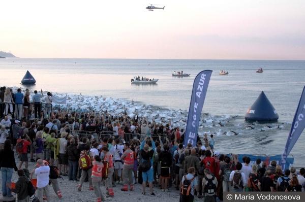 Андрей Вашкевич Ironman триатлон, соревнования, железная дистанция