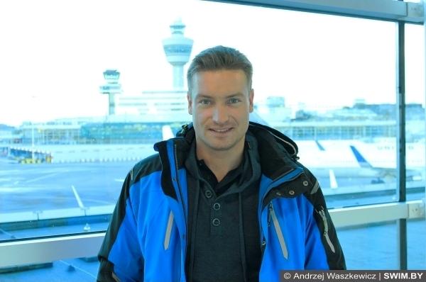 Andrzej Waszkewicz KLM Airlines, Андрей Вашкевич