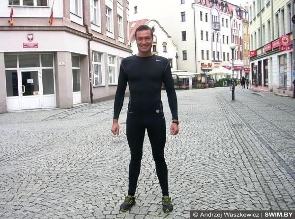 Andrzej Waszkewicz, компрессионная спортивная одежда, Анджей Вашкевич