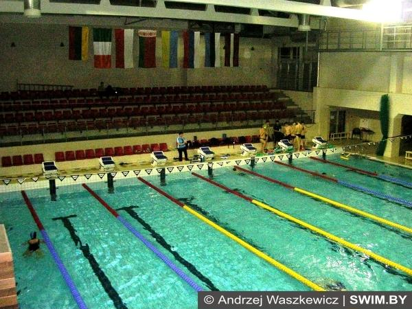 Andrzej Waszkewicz Lietuvos plaukimo cempionatas