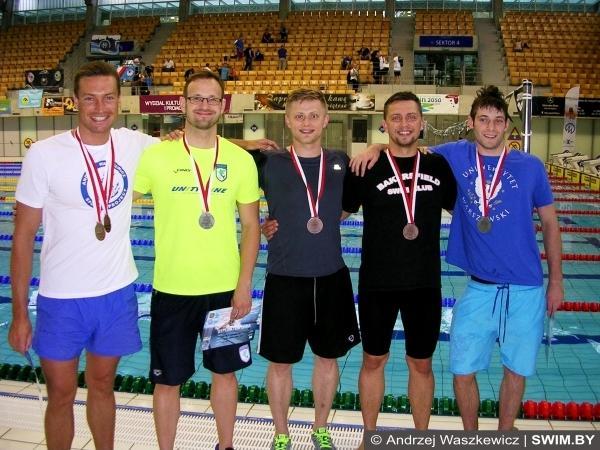 Andrzej Waszkewicz, Maciej Brodacki, Karol Żemer, Alfred Żemer, Żemer's brothers