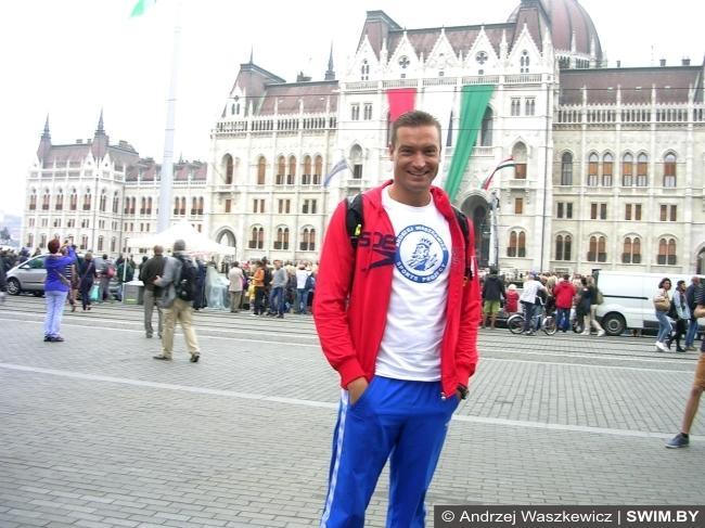 Andrzej Waszkewicz, Парламент Венгрии, Будапешт