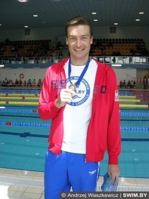 Андрей Вашкевич, школа плавания Swim.by в Минске