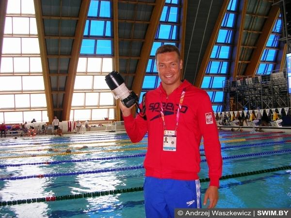 Андрей Вашкевич, спорт, плавание, блог, фото